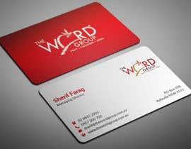 #132 , Re-design Business cards 来自 nishat131201
