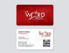 #203 , Re-design Business cards 来自 creatideasbd