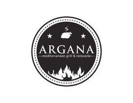 #1 for Argana mediterranean grill & rotisserie by BrilliantDesign8