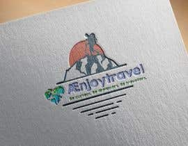 #5 , CREATE A LOGO FOR OUR TRAVEL PROJECT 来自 naqiudinmuhd