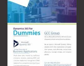"nº 65 pour Advert for eBook (""Microsoft Dynamics 365 For Dummies"") par jamiu4luv"