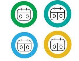 #124 untuk App icon design oleh Bakr4