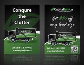 #1 for Flyer Design for Junk remval company by Arttilla