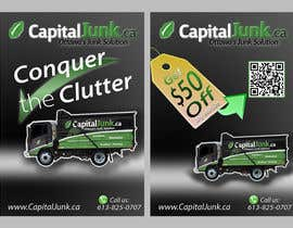 #11 cho Flyer Design for Junk remval company bởi faxcel