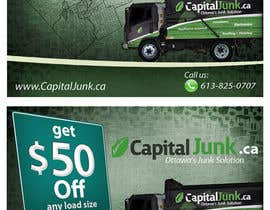 #17 for Flyer Design for Junk remval company by faxcel