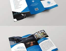 nº 55 pour Make a brochure for my cyber security company par kkrarg