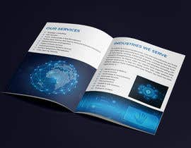nº 44 pour Make a brochure for my cyber security company par nayangazi987
