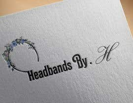 #110 for Graphic Design for Headbands By H by dicrolabs