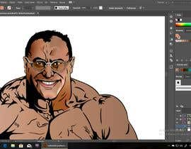 #15 Cartoonist Job for Funny Bodybuilder Drawings (CONTEST for selection) részére ldburgos által