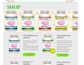 Nro 27 kilpailuun Create a beautiful spritual website using Shopsite and wordpress käyttäjältä diegoprea