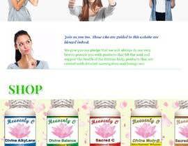 Nro 31 kilpailuun Create a beautiful spritual website using Shopsite and wordpress käyttäjältä diegoprea