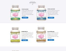 Nro 35 kilpailuun Create a beautiful spritual website using Shopsite and wordpress käyttäjältä codervai