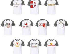 #5 for 10 witty medical related Designs for t shirt by aangramli