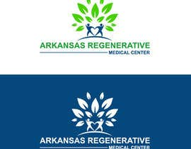 #33 untuk Arkansas Regenerative Medical Center Logo oleh alomkhan21