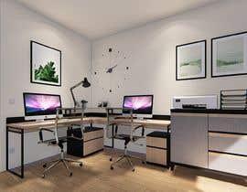 #40 για 3D Interior design for an office από faisolfuady