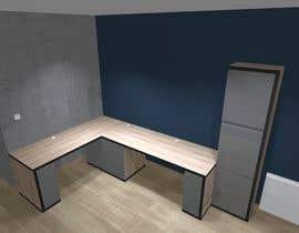 #49 για 3D Interior design for an office από MartaSienko