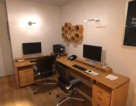 #46 για 3D Interior design for an office από c0d3rPK