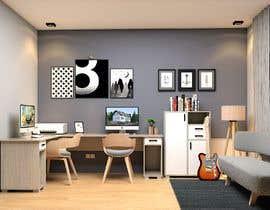 #34 για 3D Interior design for an office από dodyardiansyah
