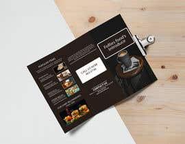 #40 for Tri fold menu for a coffee shop by samadmiad