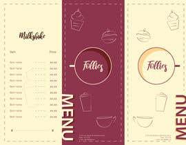 #32 for Tri fold menu for a coffee shop by adiramanan98