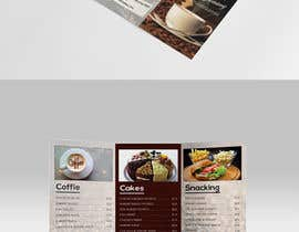 #30 , Tri fold menu for a coffee shop 来自 GraphicsView