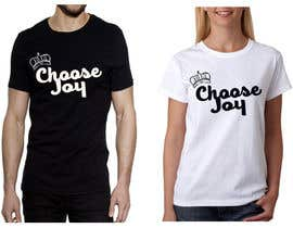 """#10 untuk The workshop is called """"Choose Joy"""". This is a youth workshop at the 45th Annual Episcopal Diocese of San Diego Convention. so the words """"Choose Joy"""" prominent. Possibly incorporate something in to reflect Christianity. oleh feramahateasril"""