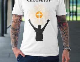 """#11 untuk The workshop is called """"Choose Joy"""". This is a youth workshop at the 45th Annual Episcopal Diocese of San Diego Convention. so the words """"Choose Joy"""" prominent. Possibly incorporate something in to reflect Christianity. oleh soikot08"""