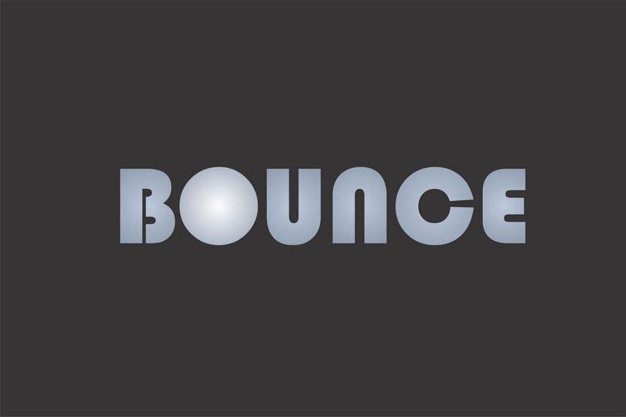 Konkurrenceindlæg #624 for Logo Design for Bounce