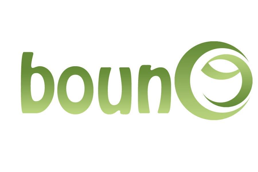 Penyertaan Peraduan #                                        743                                      untuk                                         Logo Design for Bounce