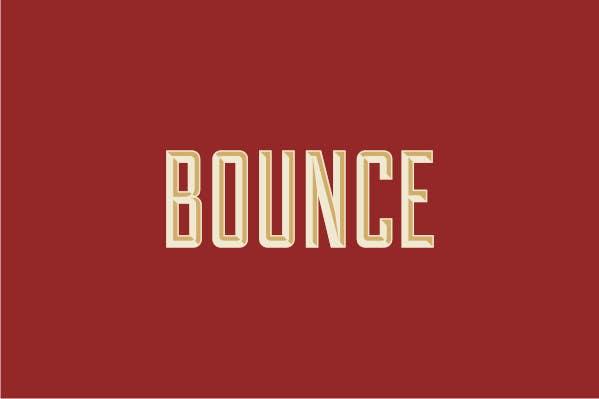 Penyertaan Peraduan #                                        430                                      untuk                                         Logo Design for Bounce