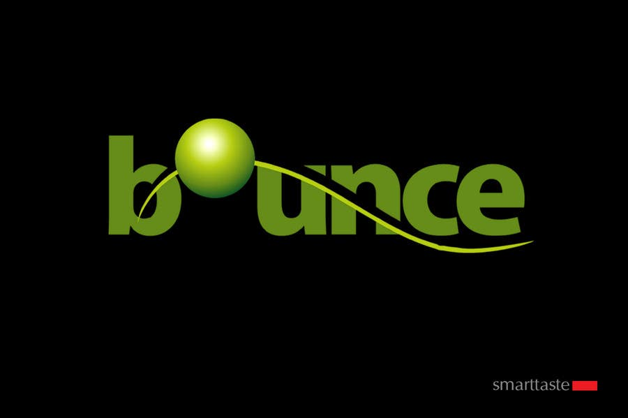 Penyertaan Peraduan #                                        713                                      untuk                                         Logo Design for Bounce