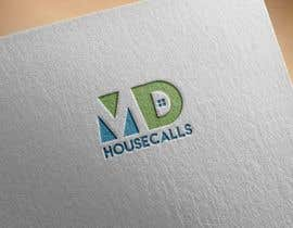 #216 untuk Design a logo for a Visiting Physician Practice - M.D. Housecalls oleh ambstudios7