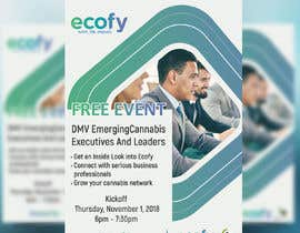 #22 , Create an event poster for professional business networking event ( URGENT ) 来自 mdeiamin82