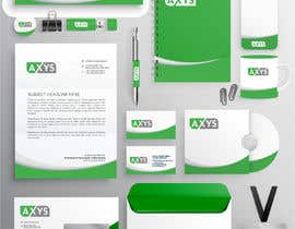 #179 for Design Brand Identity for AXYS Group by SumaiyaSetu