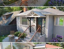 #40 pentru House Exterior Design / drawing - create a nicer entrance de către smarkies
