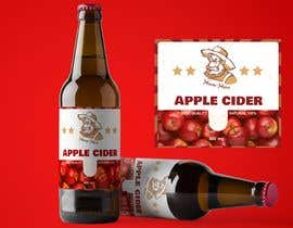 #18 para Create a label for a new apple cider beverage de aes57974ae63cfd9