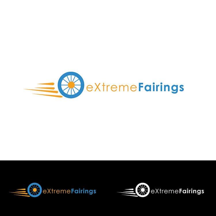 Inscrição nº                                         3                                      do Concurso para                                         Logo Design for www.extremefairings.com