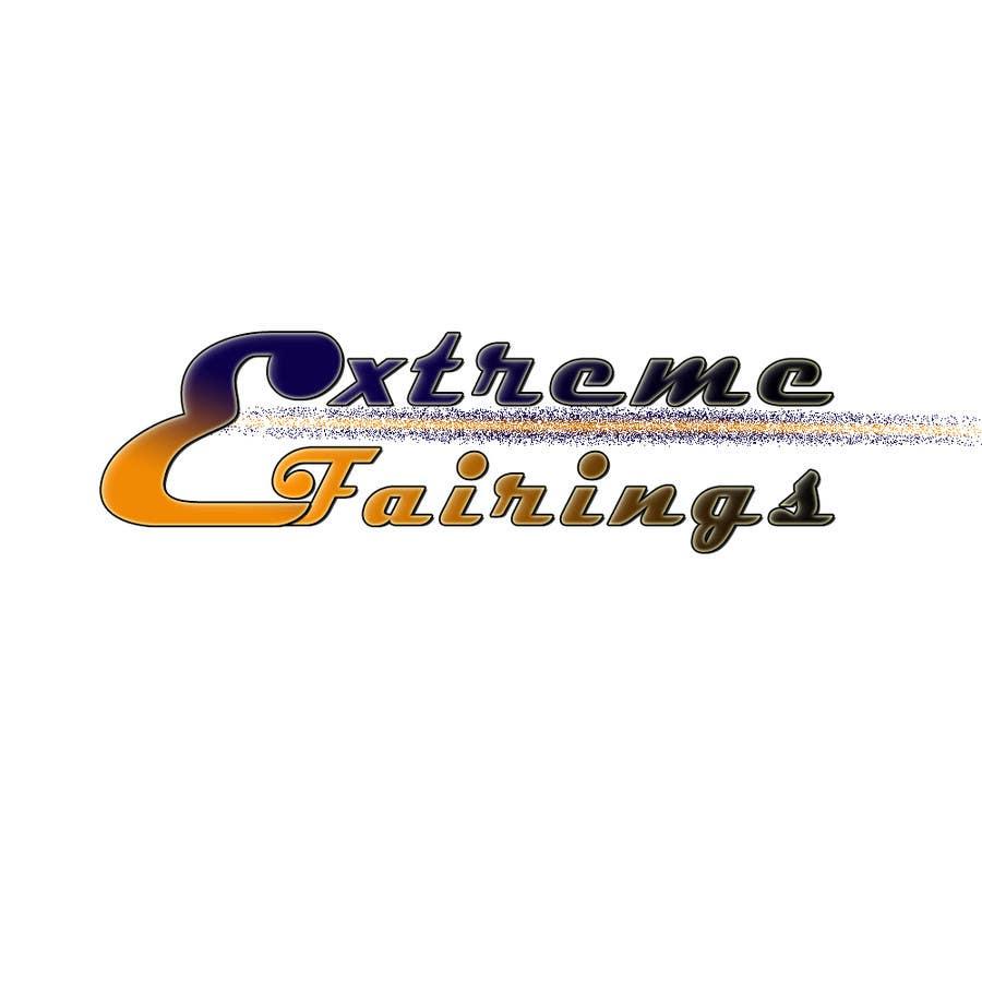Inscrição nº                                         2                                      do Concurso para                                         Logo Design for www.extremefairings.com