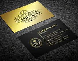 #139 untuk Design visiting card and redesign my logo oleh ershad0505