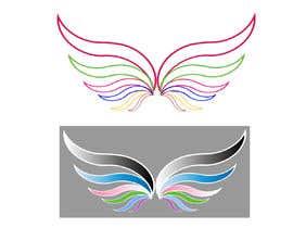 #17 untuk vector angle wings oleh banisa7890