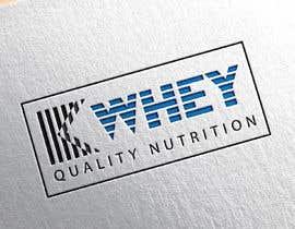 #38 untuk Logotipo para marca de suplementos deportivos oleh rubellhossain26