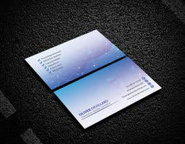 #223 for Design a business card with a technology and connection theme by muhammadrabiul07