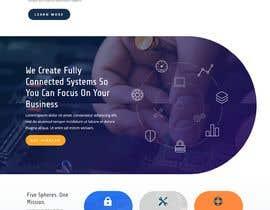 #7 for Company Website by sabiha6