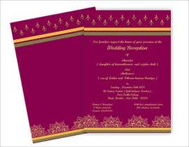 #4 per Hindu Wedding Invitation Card Design da narvekarnetra02