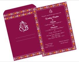 #20 per Hindu Wedding Invitation Card Design da narvekarnetra02