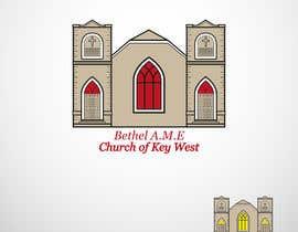 nº 22 pour Design a church logo par alekseychentsov