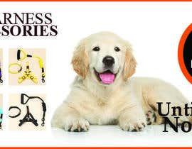 #17 untuk Discount banner for dog articles oleh MstFarjana54