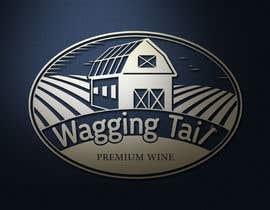 #92 for Design a name and logo(s) for a wine bottle. af irvingtimado11