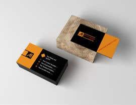 nº 77 pour Create business cards and logo par shzaddesigner