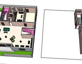 Mozammal007 tarafından to make residential interior design by sketch up için no 9